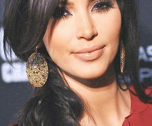 celebrity, fashion, and kim kardashian image