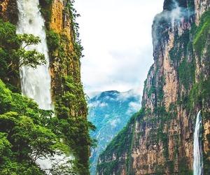 nature, mexico, and mountains image