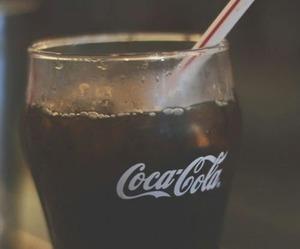 coca cola, drink, and coca-cola image