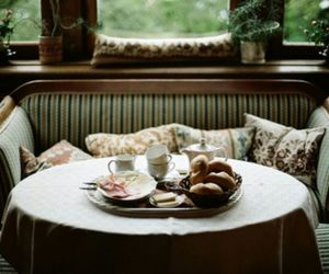 tea, breakfast, and food image