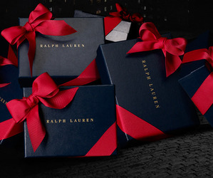 ralph lauren, gift, and luxury image