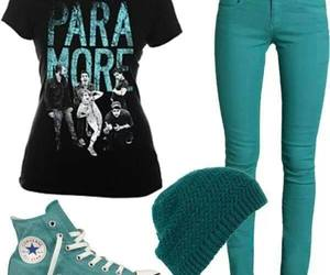 all star, clothes, and music image