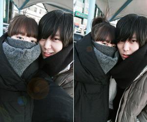 couple, park ji ho, and ulzzang image