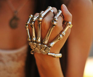 hand, cool, and bracelet image