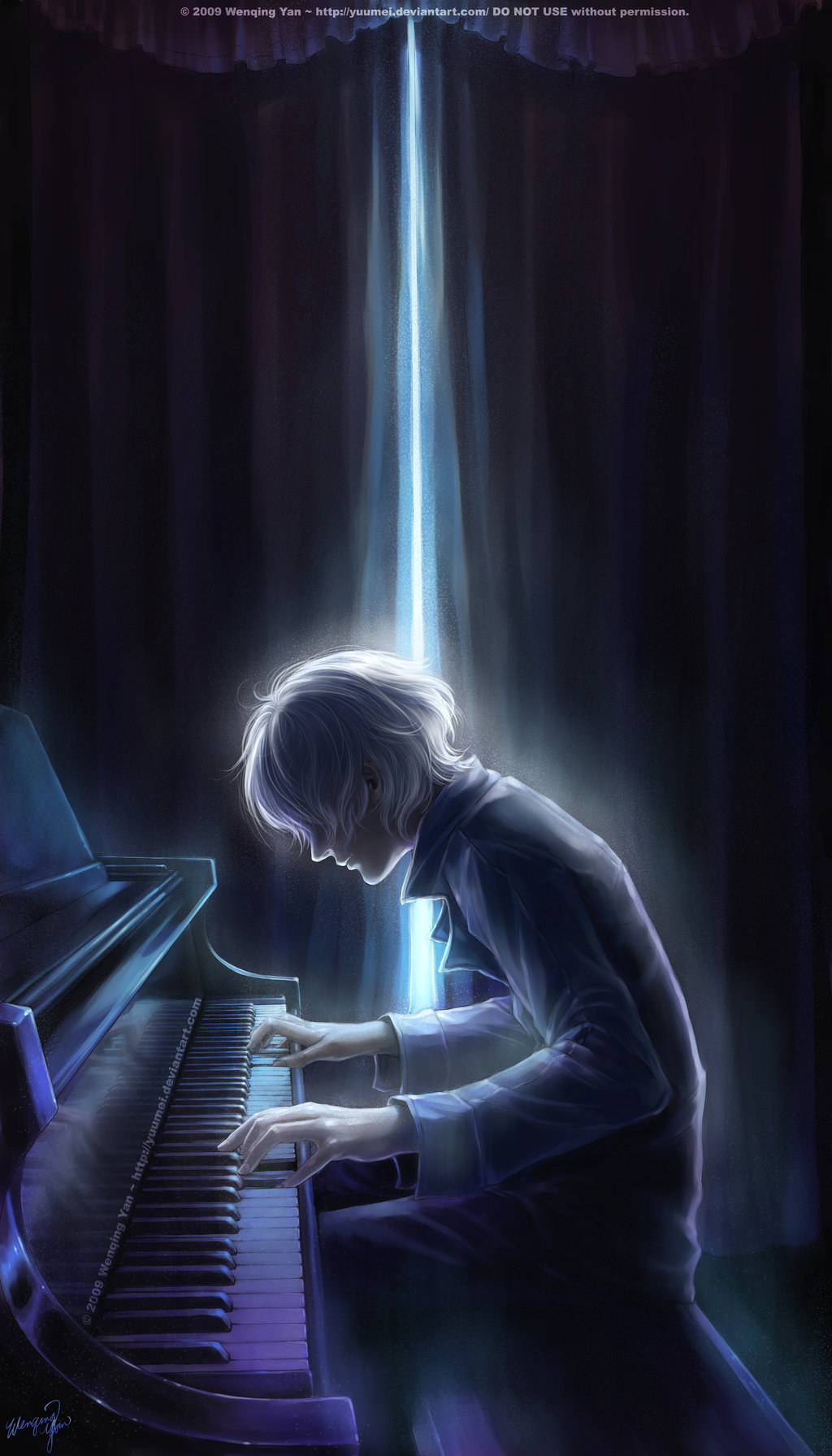 Project We Canon In D Major By Yuumei On Deviantart