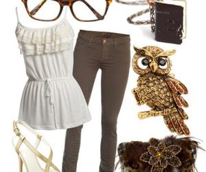 fashion, owl, and winnie the pooh image