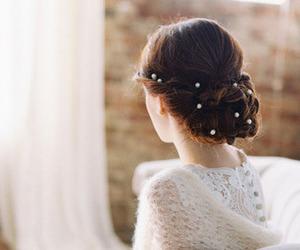 bride, bright, and bun image