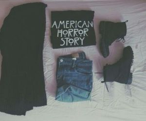 american horror story, outfit, and ahs image