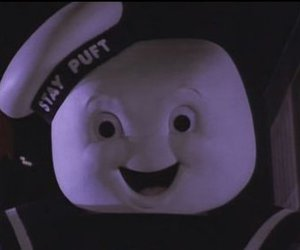 Ghostbusters and stay puft image