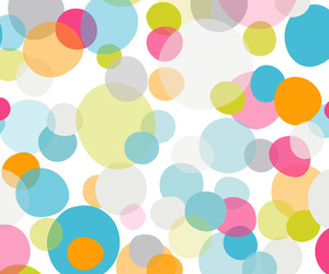 circles, colors, and backgrounds image