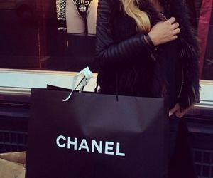 chanel, fashion, and shopping image