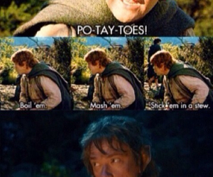 lord of the rings, LOTR, and Martin Freeman image