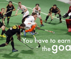 goal, hockey, and quote image