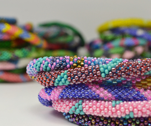 artisan, bracelet, and fair trade image