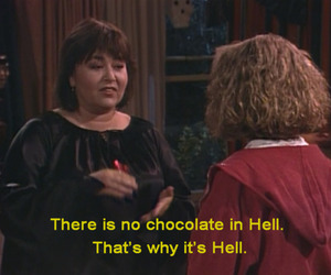 chocolate, hell, and funny image
