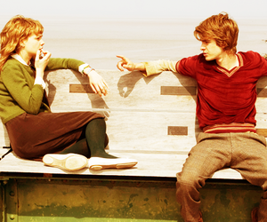 never let me go, Carey Mulligan, and andrew garfield image
