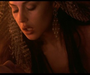 Dracula, monica belluci, and movie image