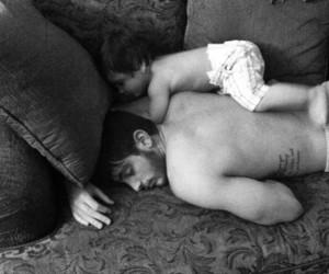 babies, baby, and sleeping image