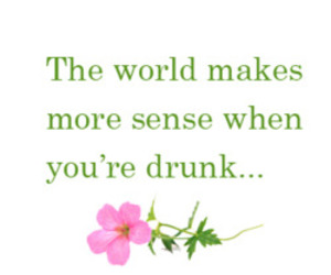 alcohol, alcoholic, and flower image
