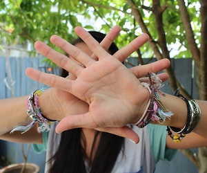 cool, pretty, and hands image