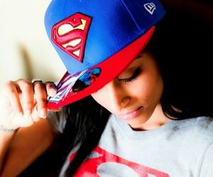 superwoman, lilly singh, and iisuperwomanii image