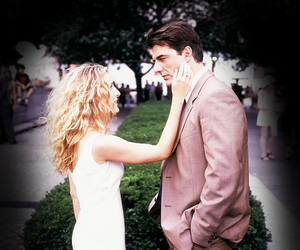 Carrie Bradshaw, mr. big, and sex and the city image
