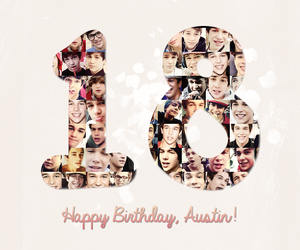 18th, happy birth day, and mahomies image