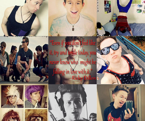 ricky dillon, our2ndlife, and o2l image