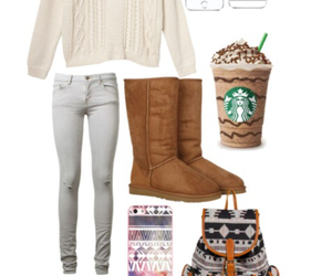 Polyvore, style, and swag image