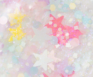 stars, glitter, and background image