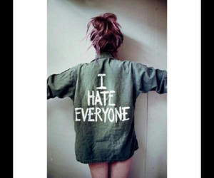 hate, everyone, and tumblr image