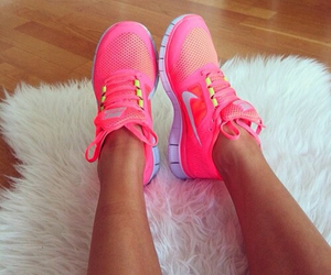 fitness, health, and sneakers image