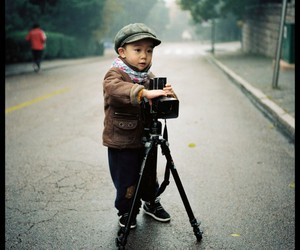 boy, child, and photography image