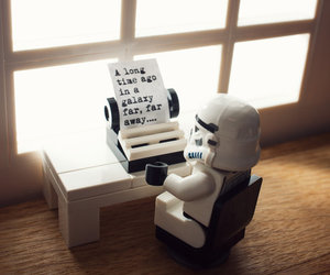 funny, lego, and star wars image
