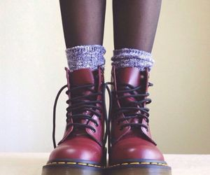 boots, cool, and vintage image