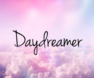 sky, daydream, and pink image