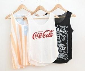 fashion, coca cola, and jack daniels image