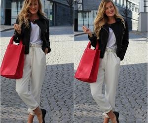 blogger, fashion, and shopping image