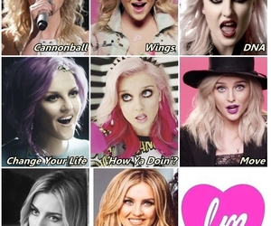 video, perrie, and perrie edwards image