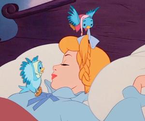 cartoon, princess, and cinderella image