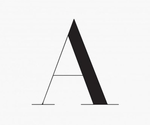 a and Letter image
