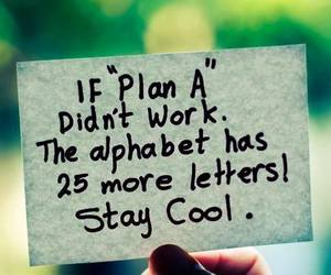 alphabet, cool, and quotes image