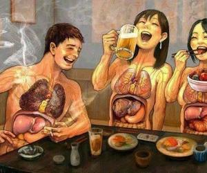 alcohol, health, and healthy image