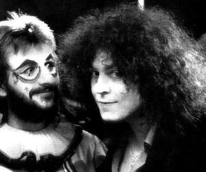 ringo starr and marc bolan image