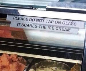ice-cream, please, and tap image