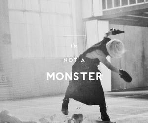monster, kpop, and bigbang image