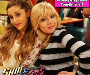 just fine, ariana grande, and sam and cat image