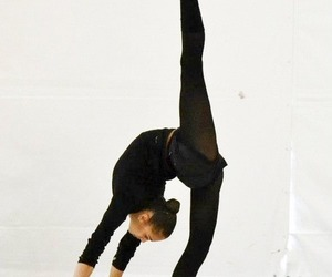ballet, gymnastics, and rhythmic gymnastics image