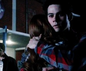 teen wold, lydia martin, and stiles stilinsky image