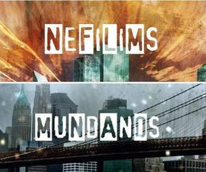 the mortal instruments and mundanos image